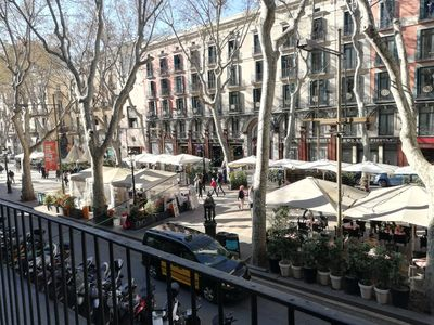 Photo for LUX apartment on La Rambla