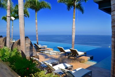 Read, Listen to Music, have a Piña Colada ...just enjoy the place