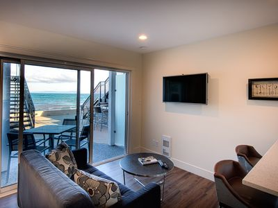 Photo for The ultimate in beachfront comfort and elegance