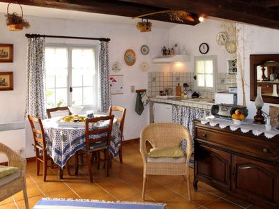 Photo for Vacation home Amédé Gordini (FOX101) in Fox-Amphoux - 3 persons, 1 bedrooms