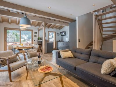 Photo for Chalet de l'Ours -  a self catered chalet that sleeps 10 guests  in 5 bedrooms