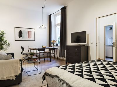 Photo for Modern 1-Bedroom Studio Apartment