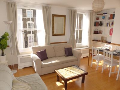Photo for Spacious, bright 2 bedroom flat by Russell Square