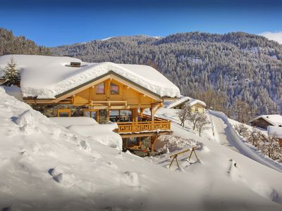 Photo for Enjoy winter and summer sports at this modern Alpine chalet - OVO Network