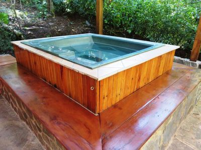 Photo for Hot Tub! Fast WiFi. ½ Mile From the Reserve