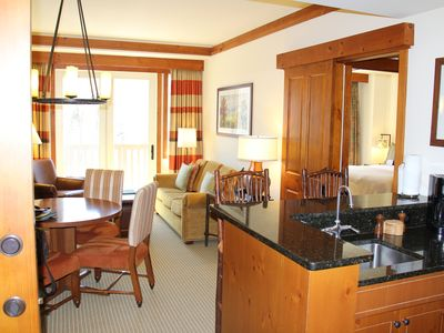 Photo for GREAT RATES SPRING & SUMMER!! The Lodge at Spruce Peak 2BR, 1BR or Classic Gstrm