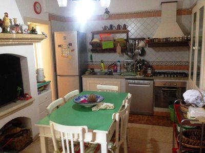 Photo for TERRACED HOUSE IN SALENTO FOR 6 PEOPLE, 2 FLOORS, TERRACE AND GARDEN