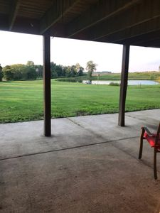 Photo for Beautiful Pet Farm with 2 1/2 Acre Lake Stocked to Fish