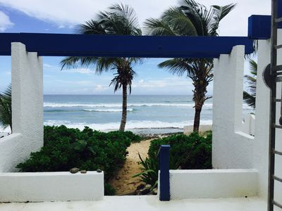 Photo for Just Steps From The Beach And The Caribbean Sea! Special $125.00 a night*