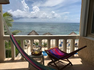 Photo for Your Own Tropical Beachfront And  Snorkeling Paradise