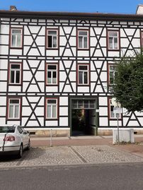 Bach House, Eisenach, Thuringia, Germany