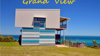 Photo for GRAND VIEW on MORETON: Architect Designed & Owned