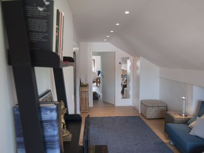 Photo for Comfortable apartment in a quiet location: ideal base for exploring the region