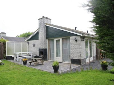 Photo for Exquisite luxury bungalow near the beach, in a child-friendly campsite!