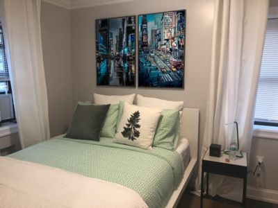 Photo for 1807 2H · Comfortable 2bed Apt only 20min to NYC/Park Avail