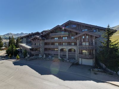 Photo for Appartement skis aux pieds ambiance chalet - Apartment for 8 people in Courchevel