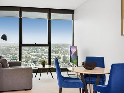 Photo for Sweeping views and peak convenience in city centre