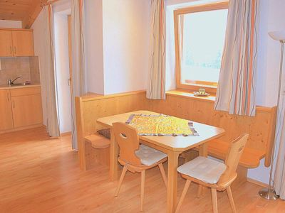 Photo for App. Sunbeam 4 guests, shower / toilet without board - Berggasthof Bärnstatt