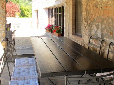 Photo for Vacation home Agriturismo Cerrecchia (MGS101) in Casole d'Elsa - 6 persons, 3 bedrooms