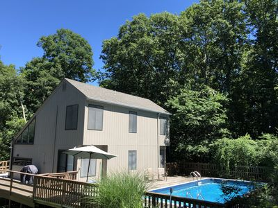 Photo for Shelter Island Heights - Close to everything - ferry, town, beach, tennis, golf!
