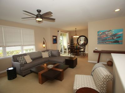 Photo for Top quality finishes and furnishings throughout this family friendly unit!