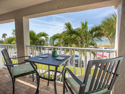 Photo for Spectacular Location on Pass-A-Grille! Newly Remodeled Condo, Great Views- Free City Parking Pass