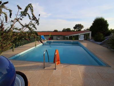 Photo for Charming Summer Resort for up to 20 people with pool, near the Serra da Estrela