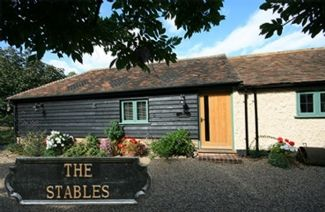 Set in a pretty courtyard, The Stables is a comfortable space to relax and enjoy