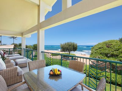 Photo for H201 He'e Nalu Surf PRESIDENTIAL Penthouse **AC** Resort Pool and Restaurant