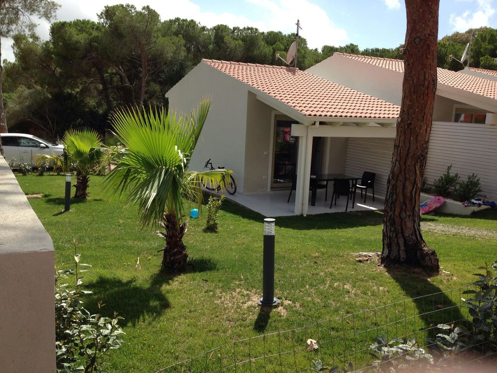 Villa With Garden In Pine Wood A Few Steps From The Sea