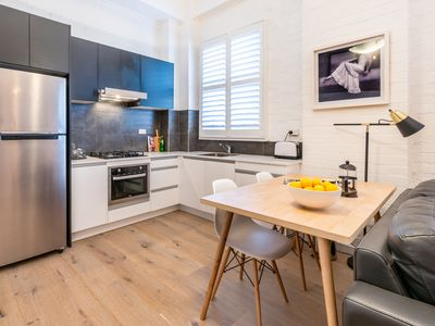 Chefs delight with space to create your favourite meals