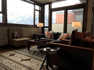 Photo for Luxury in the Heart of Fernie. Ask about our Free Night Specials.