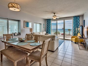 Newly Renovated Oceanfront Beachfront Condo 3 bedroom 2nd floor over pool.