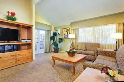 Dolphin's Cove Living Room