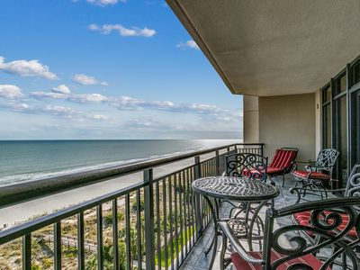 Photo for Large Oceanfront 3 Bed / 3 Bath Unit (10th Floor) - by Luxury Beach Rentals