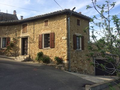 Photo for Village House in Ardèche