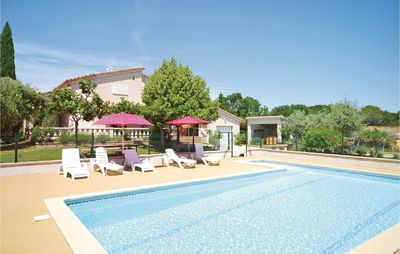 Photo for 4 bedroom accommodation in Montignargues