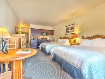 Photo for Updated Park City Studio with Full Kitchen!