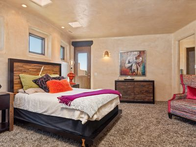 Photo for Bed and bath with private patio