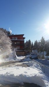 Photo for 123 m² Stylish living on the Iselsberg, the sun paradise of the Lienz Dolomites