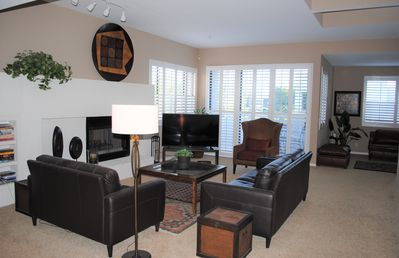 Photo for Gainey Ranch Light & Bright One-Level Condo with View.  Location, location!