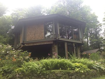 Berkshire Octog Gl Tree House Near Tanglewood Great Barrington