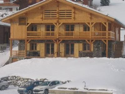 Photo for Apartment in Jeanne-Marie chalet