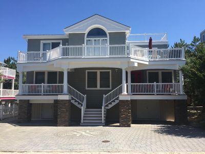 Photo for Oceanside spacious home minute from the beach.