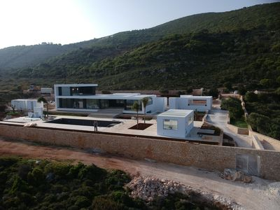 Photo for AMAZING BRAND NEW VILLA WITH PRIVATE ACCESS TO THE SEA.