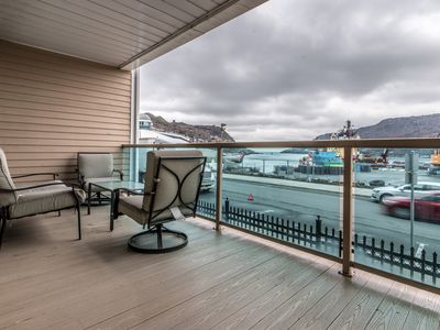Photo for Luxury 1st Floor Waterfront Condo