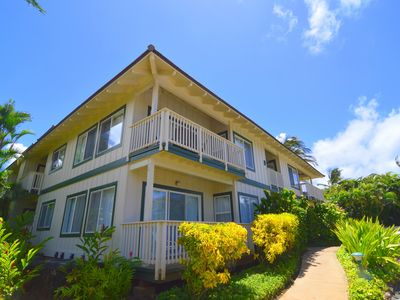 Photo for Air Conditioned 2b/2b condo - Great Central Poipu Location at Poipu Kai Resort.