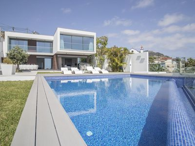 Photo for Villa Madeira Luxo - Superb, Luxury Villa, SeaViews, Hot-tub, 10 Guests