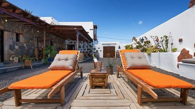 Photo for Emblematic House Garaday Lanzarote for 6 people