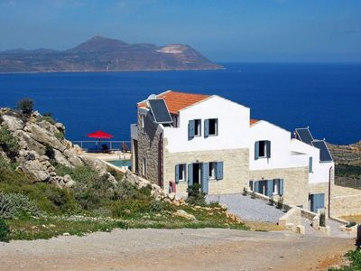Photo for Vacation home Pùntiti 3  in Kokkino Chorio, Crete - 6 persons, 2 bedrooms